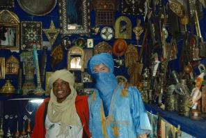 Zwei echte Marokkaner