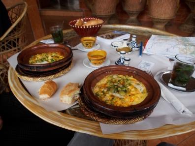 Berber-Omelette