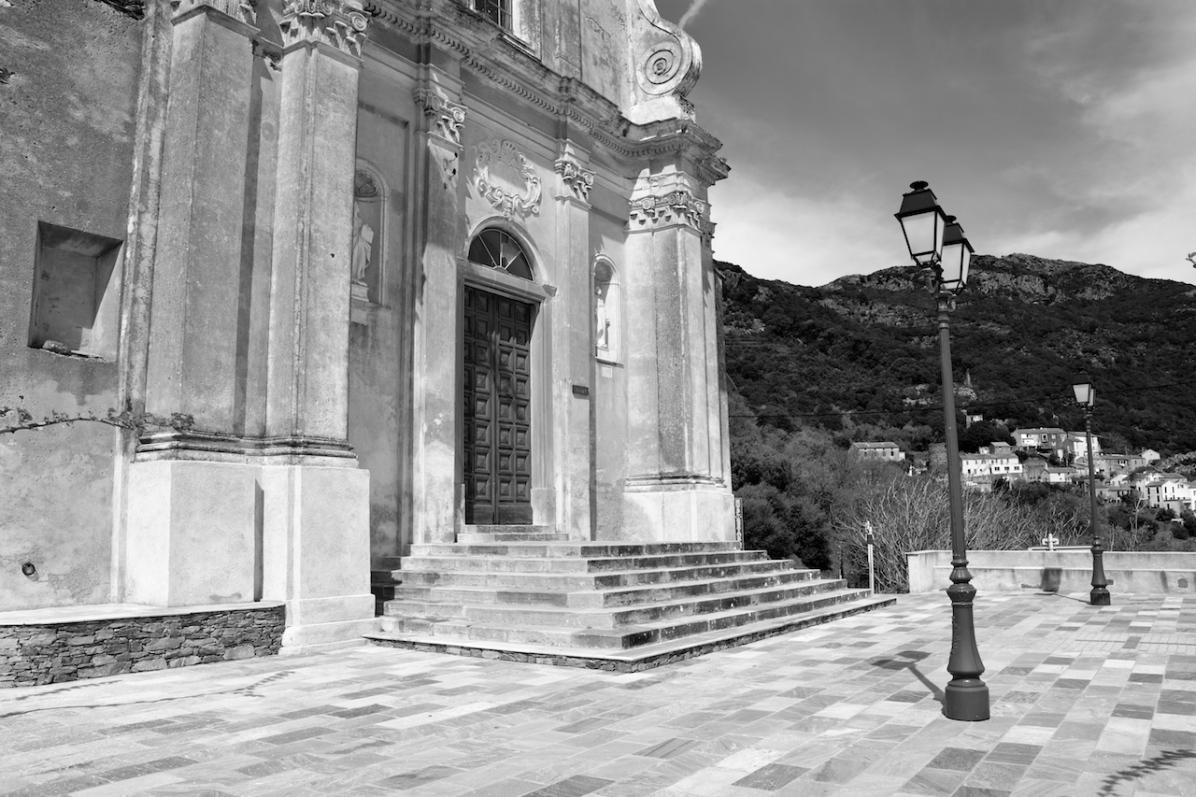 Église de San Martinu