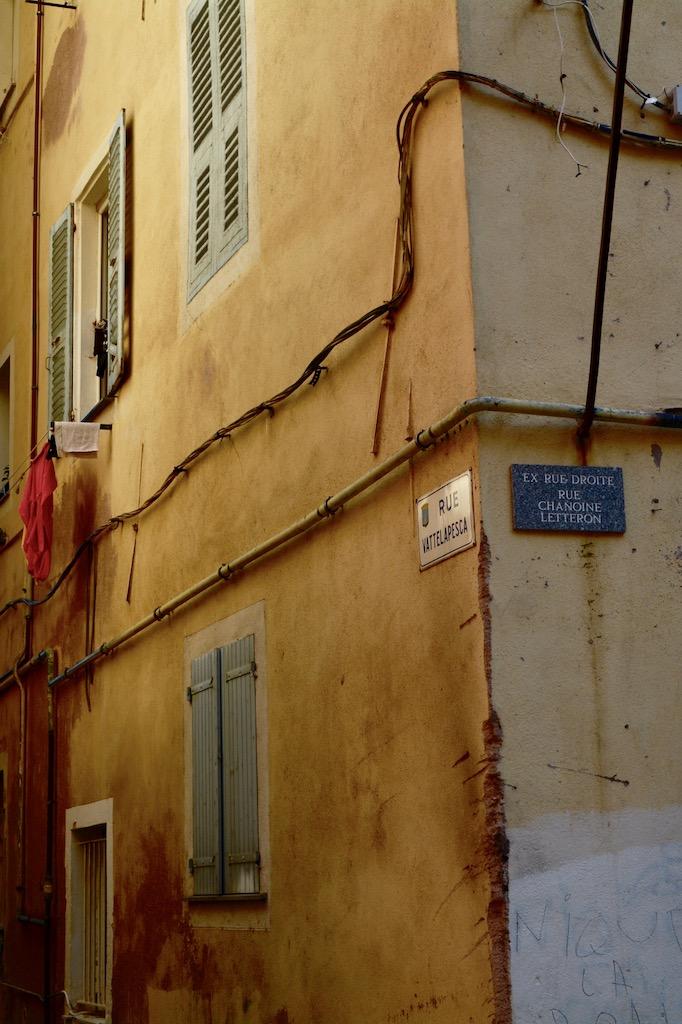 Gassen von Bastia