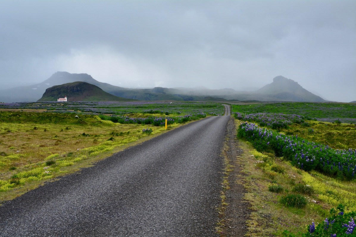 Road of Iceland