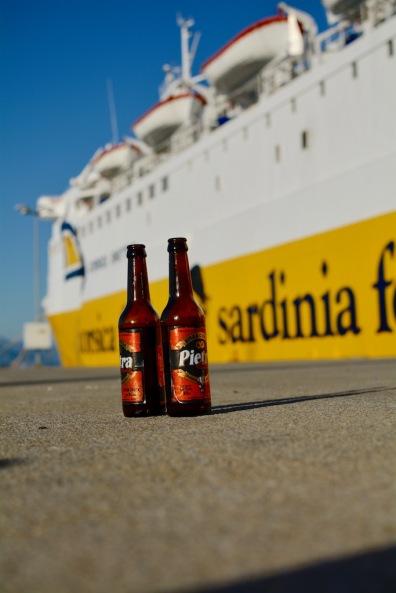 Korsisches Bier