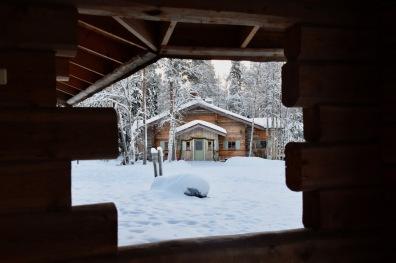 Arctic Circle Wilderness Lodge