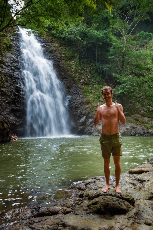 Unterer Wasserfall